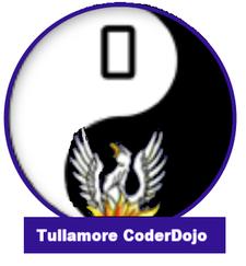 CoderDojo Tullamore logo