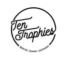 Redhook Brewery + Ten Trophies logo