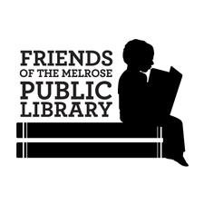 Friends of the Melrose Public Library logo