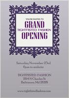 Tightfisted Fashion Grand Opening