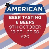 All American Beer Tasting