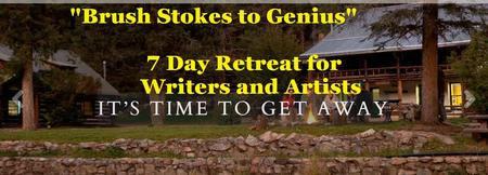 Brush Stokes to Genius - 7 Day Book Writing and Art...
