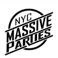 NYC MASSIVE PARTIES logo
