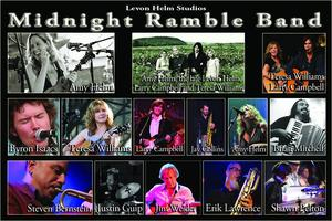 Levon Helm Studios Midnight Ramble Band