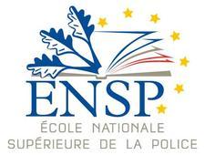 Ecole Nationale Supérieure de la Police logo