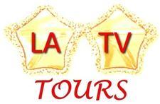 LA TV Tours logo