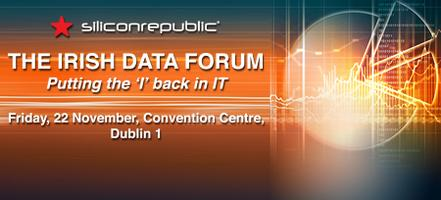 The Irish Data Forum: Putting the 'I' back in IT
