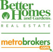 Better Homes and Gardens Real Estate Metro Brokers logo