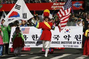 33rd NYC Korean Parade & K-town Festival