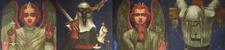 The Society to Preserve the Millvale Murals of Maxo Vanka (SPMMMV) logo