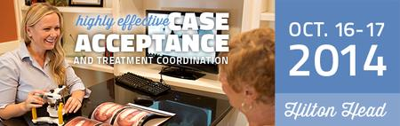 SOLD OUT: Highly Effective Case Acceptance and...