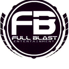 FullBlastent Presents logo