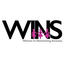WINS (Women In Networking Swansea)  logo