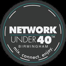 Network Under 40: Birmingham logo