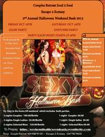 2nd Annual Halloween Weekend Bash 2013