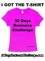 30 Days Business Challenge