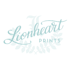 Lionheart Prints logo