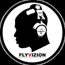 @iamdjfly | Flyvizion logo