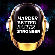 Harder, Better, Faster, Stronger logo