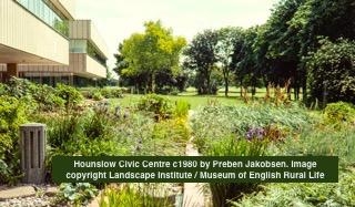 Mid to Late C20 designed landscapes: Overlooked, undervalued and at risk