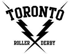Toronto Roller Derby logo
