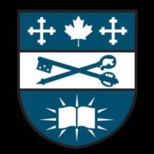 Wycliffe College, University of Toronto logo