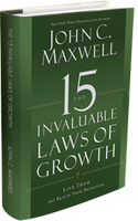 Mastermind Group --The 15 Invaluable Laws of Growth by...