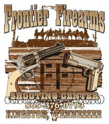 Concealed Carry Permit Classes at Frontier Firearms logo