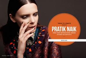Pratik Naik High End Retouching Series / Workshop -...