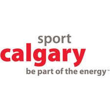 Sport Calgary: All Sport One City logo