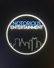 Notorious Enterainment  logo