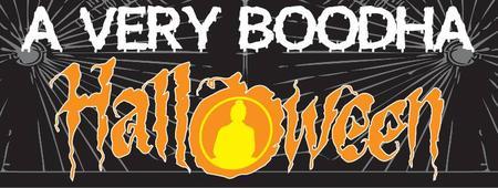 A Very Boodha Halloween
