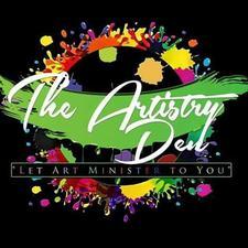 The Artistry Den LLC logo