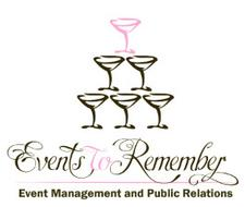 Events To Remember, a division of Events by Chereese, Inc. logo