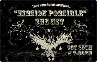 Oasis SheNet: Mission Possible