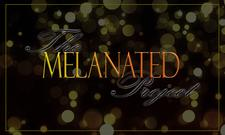 The Melanated Project logo