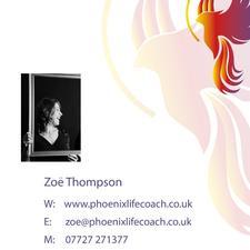 Phoenix Life and Wellbeing Coaching  logo