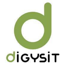 DIGYSIT  - realtà che opera nei settori : digital marketing; organizzazione aziendale; comunicazione. logo