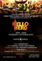 New York Comic-Con Cosplay Bash