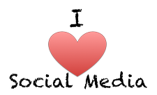 I Heart Social Media DC logo