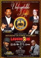 Grand Opening of Laughs R Us Comedy Club @ MONSTER B's...