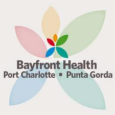 Bayfront Health Port Charlotte and Punta Gorda logo