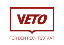 Veto! Für den Rechtsstaat e. V. logo