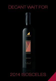 JUSTIN Vineyards & Winery logo
