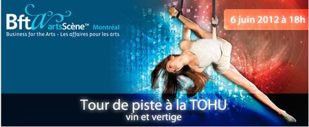 artsScène Montréal célèbre la fin de la saison avec la...