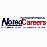NotedCareers logo