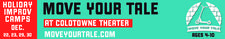 Move Your Tale at ColdTowne Theater logo