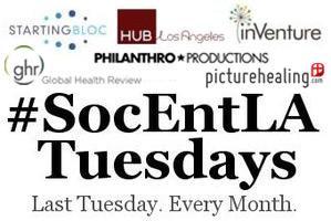 #SocEntLA Tuesdays @ Wokcano Santa Monica- 05/29/12
