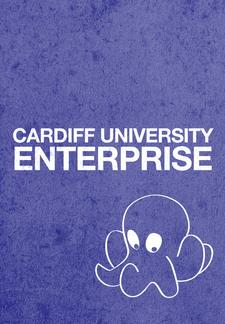 Cardiff University Enterprise logo