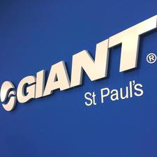 Giant Store St Paul's logo